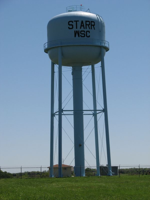 Well # 5 Water Tower